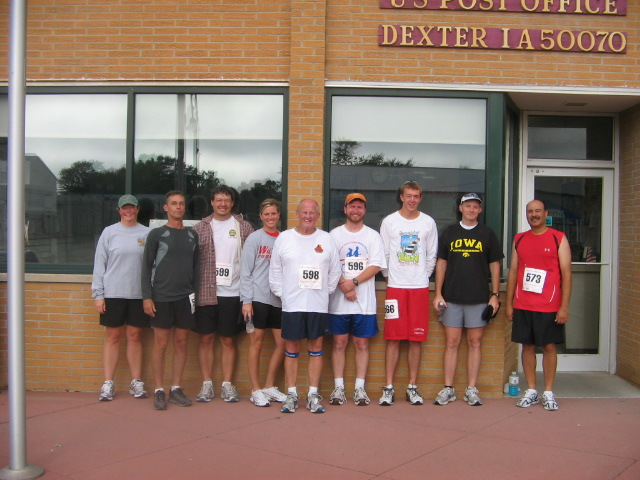 Gallup runners 2009